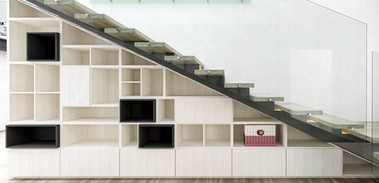Modular bajo escalera